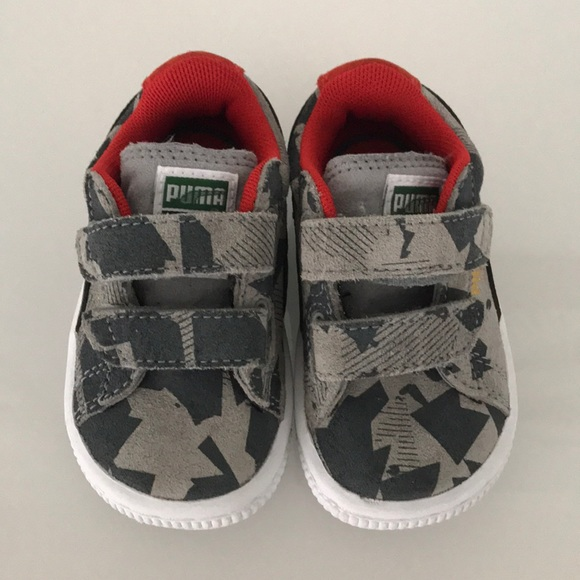 Puma Other - Kids Suede Puma sneakers